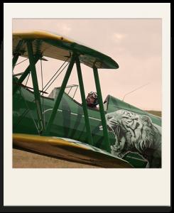 Polaroid Stearman Tigre